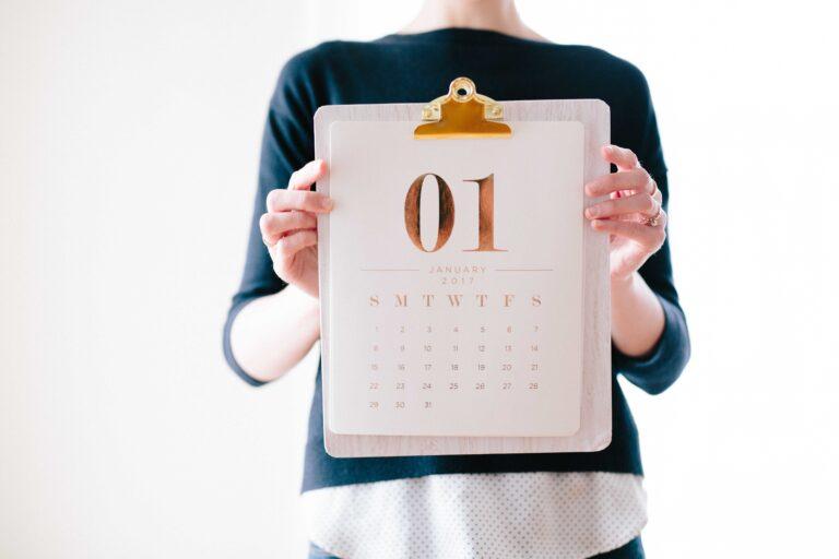 Värbamisürituste kalender